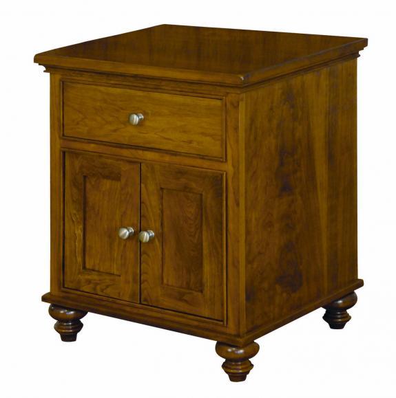 CWF900 Duchess Bedroom Set 2 Door Nightstand