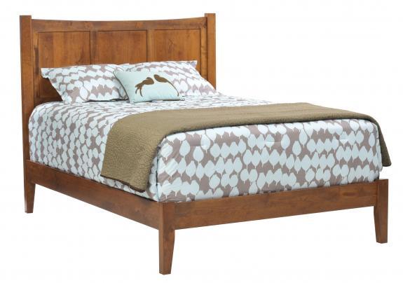 Ashton Bedroom Collection ASA556QN Panel Bed
