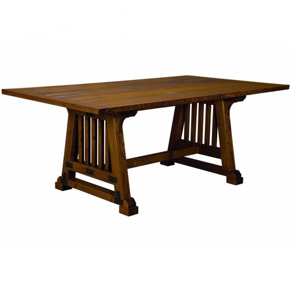 535 Allegheny Trestle Dining Table