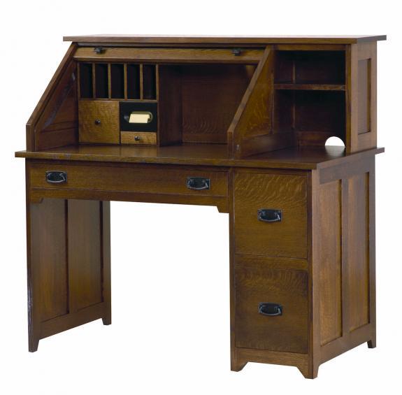 AR2648 Allison Roll Top Desk