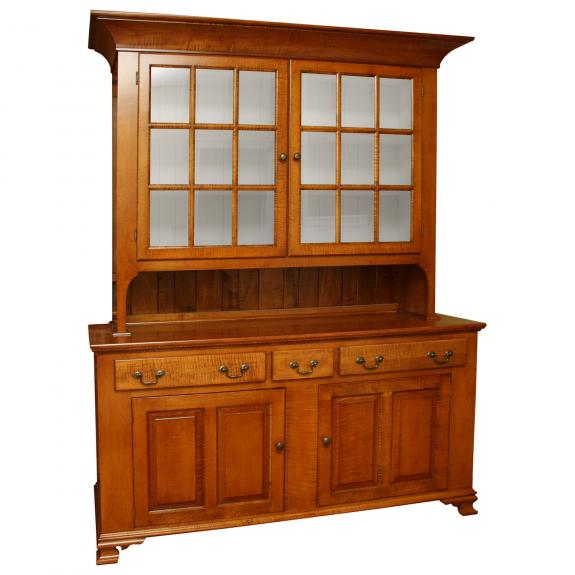 America's Past Dining Collection Hutch and Buffet (2 Sizes)