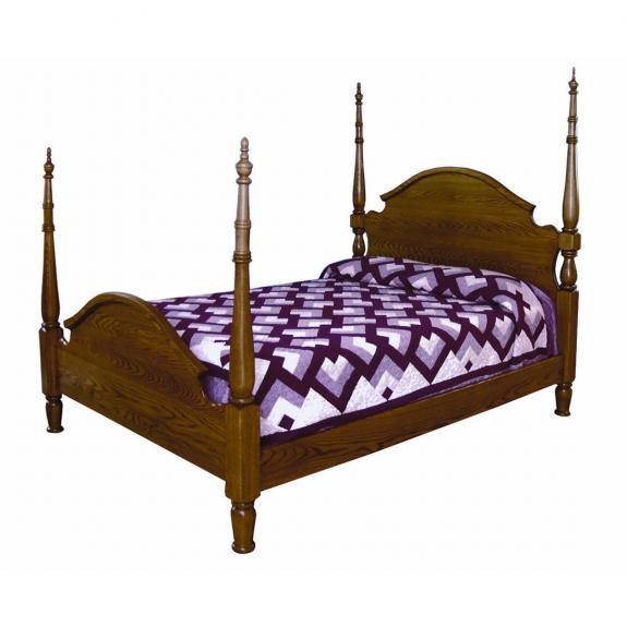 CWF 200 Traditional Bedroom Arch Poster Bed