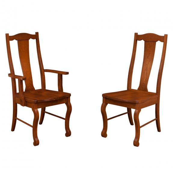 Arlington Dining Collection G08-10/G08-11 Arm and Side Chair