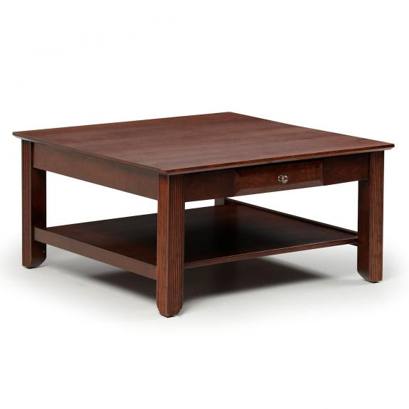 Arlington Living Room Tables 1206 Square Coffee Table