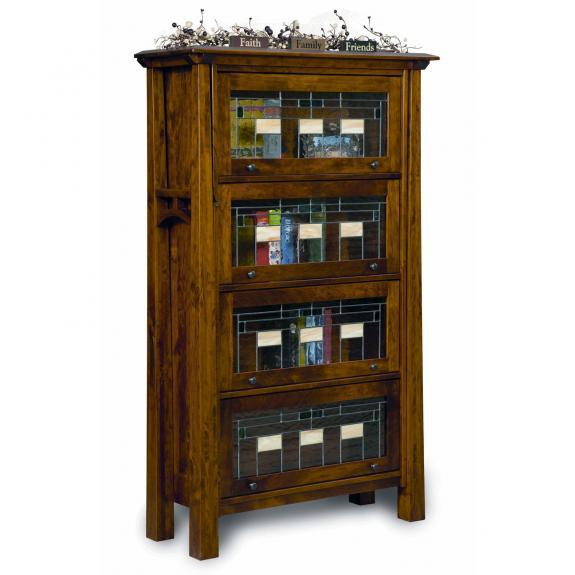 FVBR-4DR-A Artesa Barister Bookcase