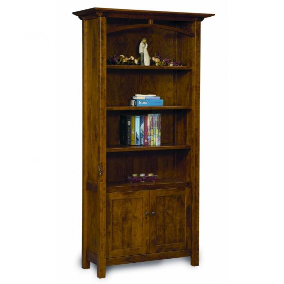 FVB-010 Artesa Wood Bookcase