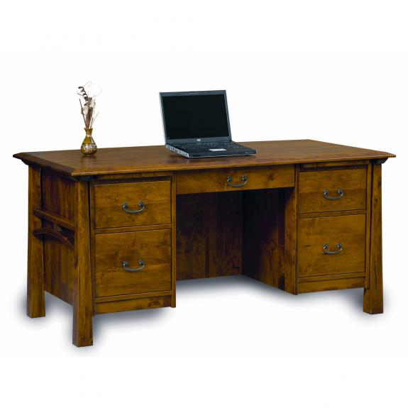 FVD-2865-A Artesa Executive Desk