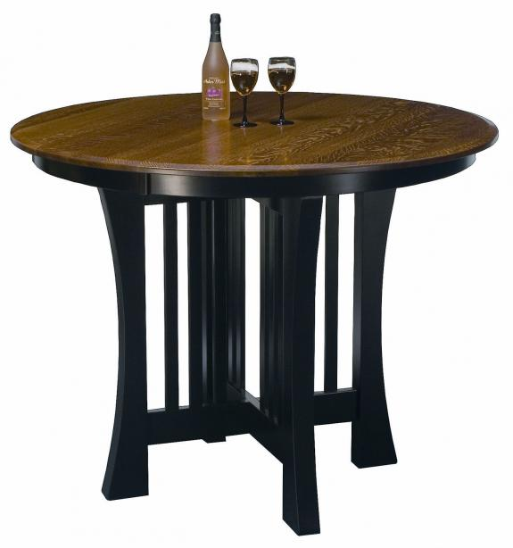 Arts & Crafts Pub Table Collection Pub Table