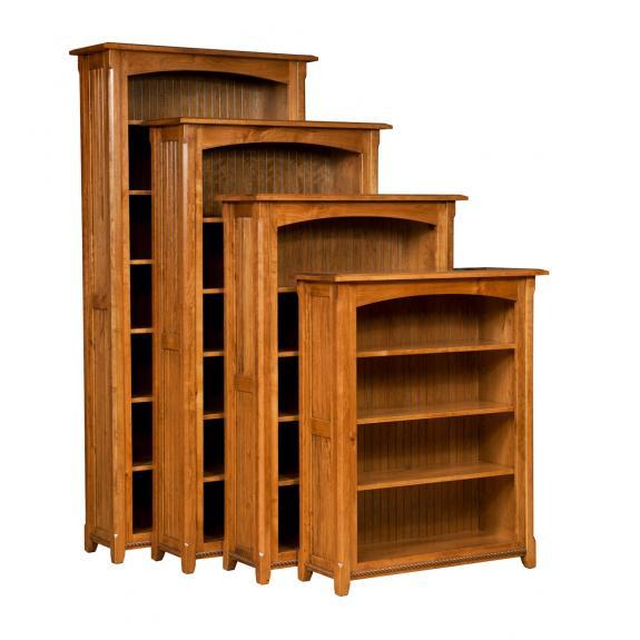 AB84 Ashton Bookcases