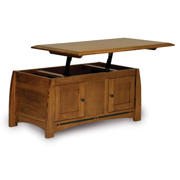 Boulder Creek Enclosed Occasional Tables FVCT-BC Coffee Table
