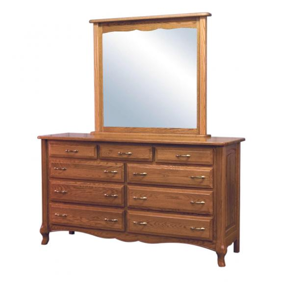 French Country Bedroom Set BFC-62 Large Dresser