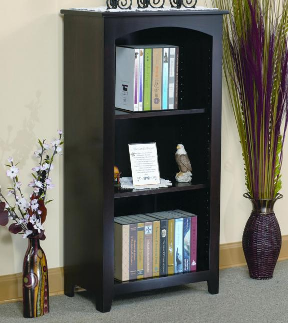 112448 3 Shelf Bookcase