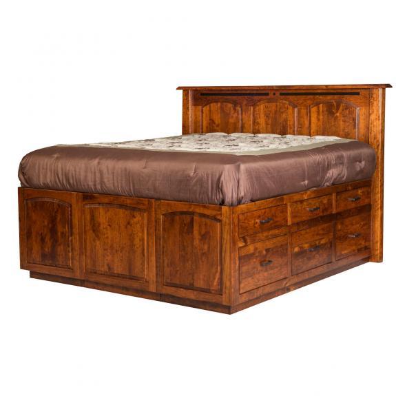 Lavega Bedroom Collection BPB-012 Platform Bed