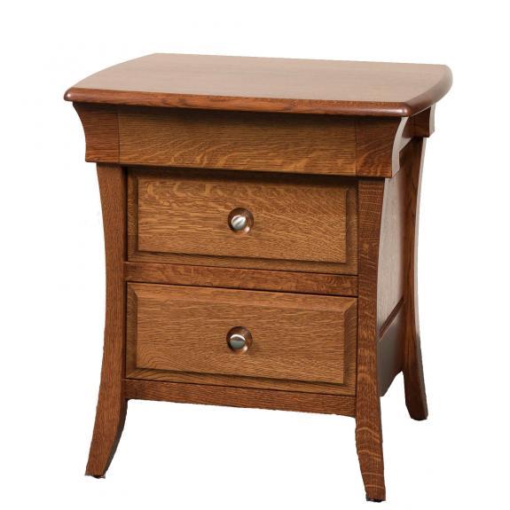 Banbury Bedroom Suite 2 Drawer Nightstand