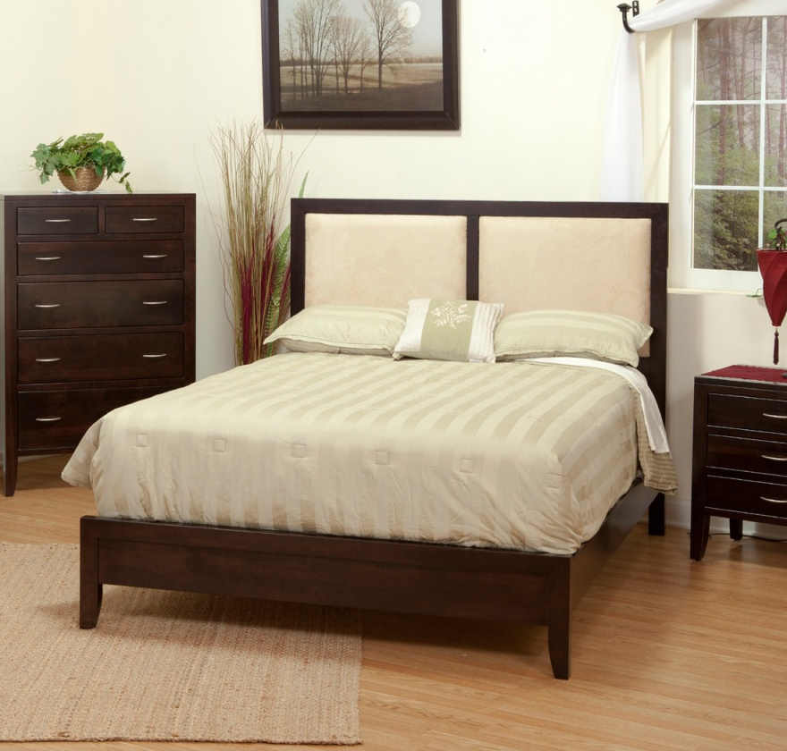 Barrington Bedroom Collection BR-1417 Panel Bed