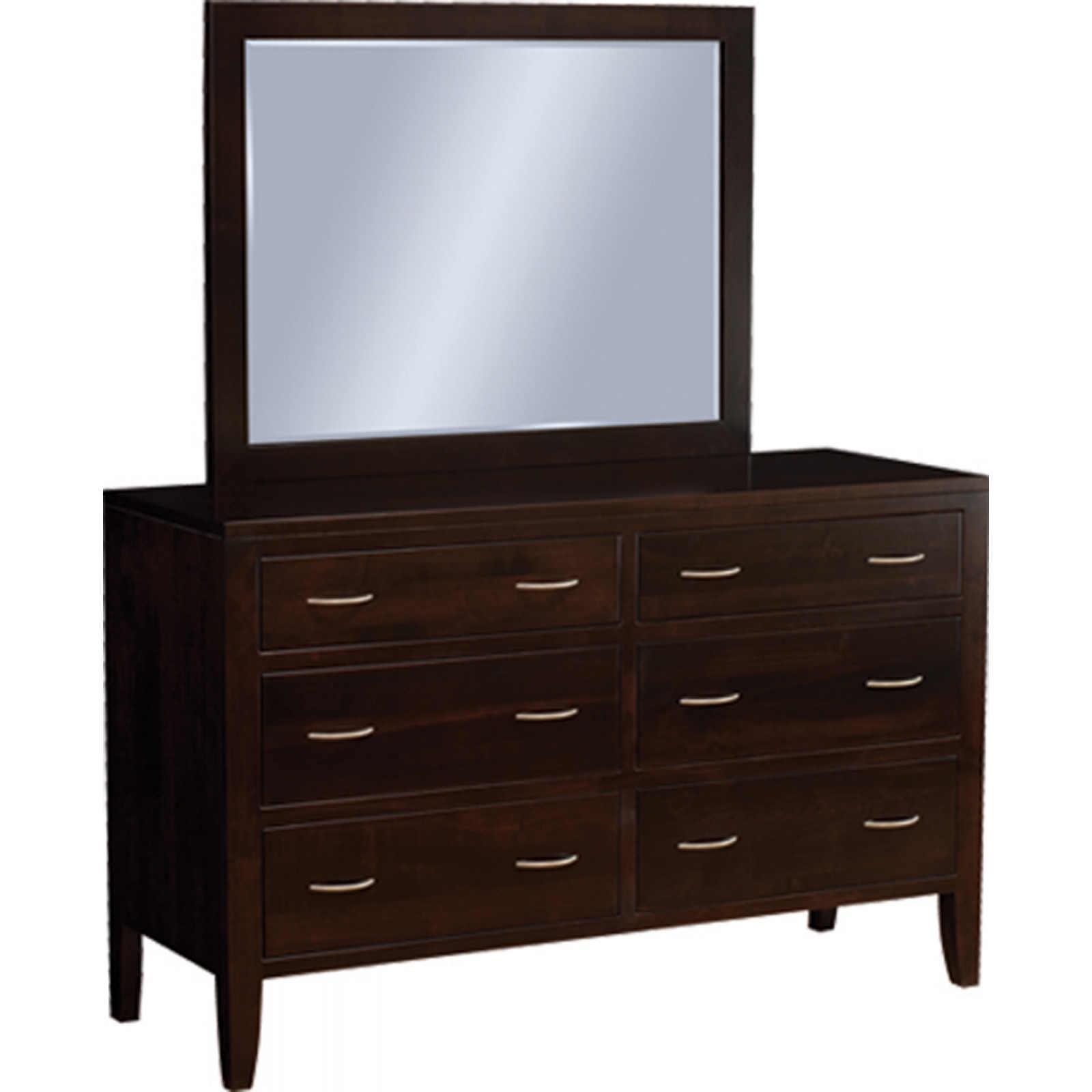 Barrington Bedroom Collection 1354 Double Dresser