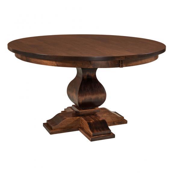 Barrington Single Pedestal Dining Table
