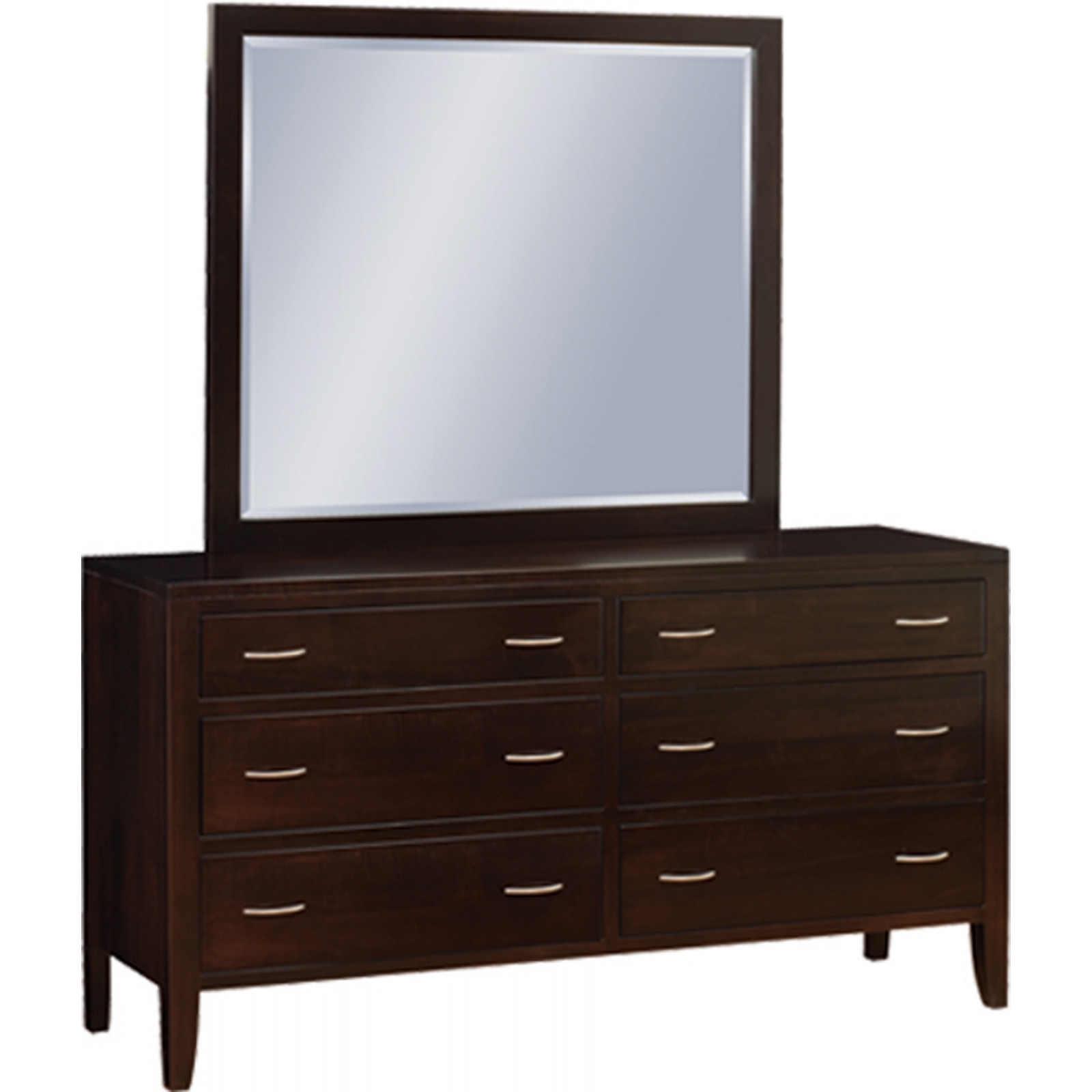 Barrington Bedroom Collection BR-1355 Triple Dresser