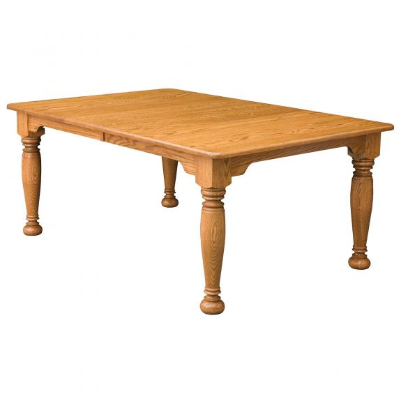 Harvest Dining Set L-114 Belleville Legged Table