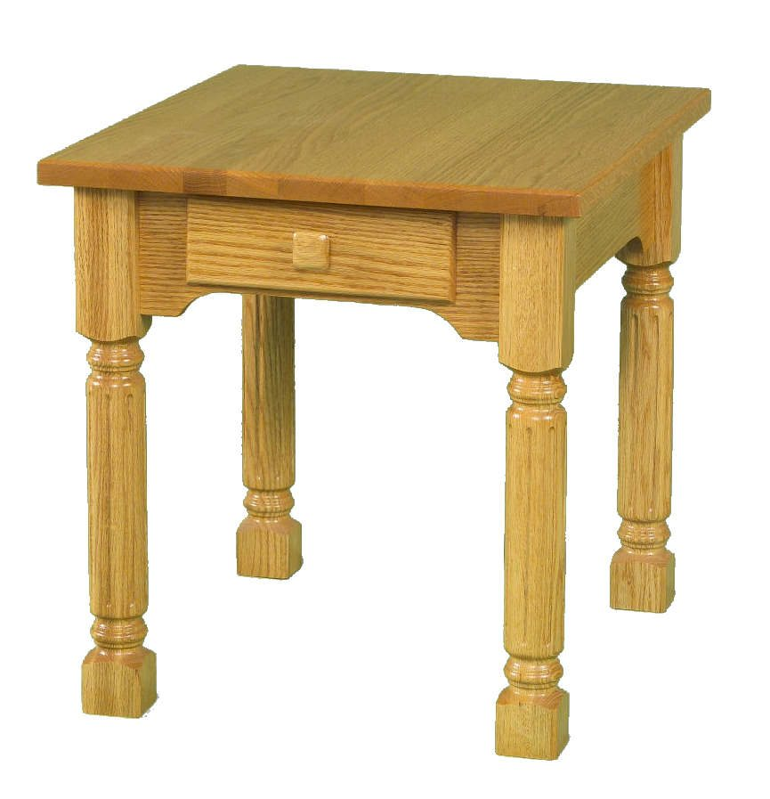 Belmont Living Room Tables 84-001-D End Table