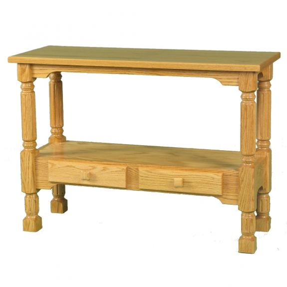 Belmont Living Room Tables 84-010-DD-S Sofa Table