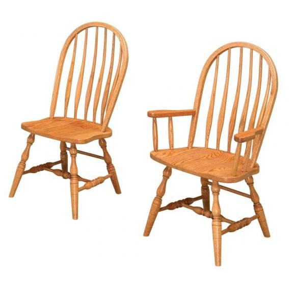 Bent Feather Dining Chairs