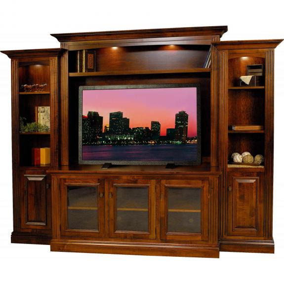 Berlin Plasma TV Wall Unit