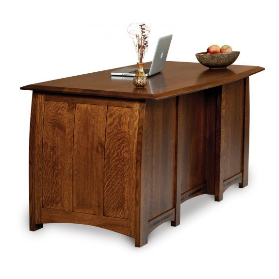 FVD-3365 Boulder Creek Executive Desk