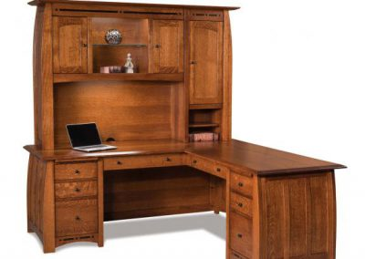 Boulder-Creek-L-Shaped-Desk-with-Hutch