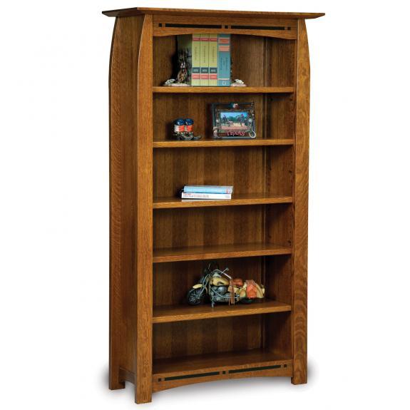 FVB-011-BC Boulder Creek Bookcase