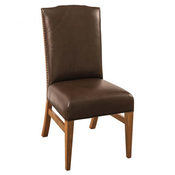 Bow River Dining Room Set Bow River Leather Dining Chair