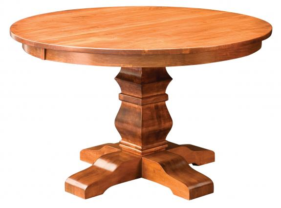 S-02 Bradbury Single Pedestal Dining Table