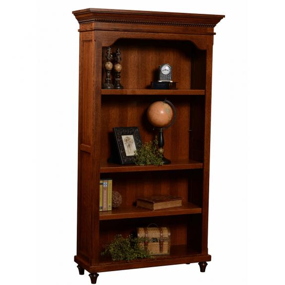 BRID-911 Bridgeport Bookcase