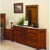 Solid Wood Mission Style Dressers Come In A Variety Of Styles And Sizes.  Visit Our Ohio Amish Furniture Store Between Dayton And Cincinnati To See  Our ...