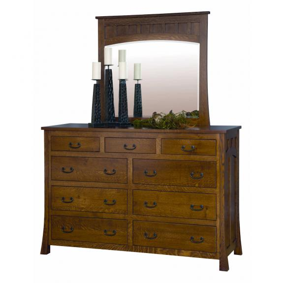 Bridgeport Mission MB2723 Mule Dresser
