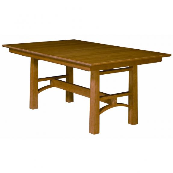 Bridgeport Solid Wood Dining Table