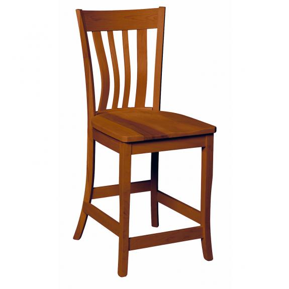 "Bristol Dining Furniture Collection Bristol 24"" Counter Chair"