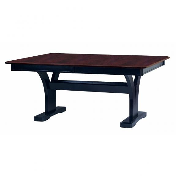 Bristol Dining Furniture Collection Bristol Trestle Extension Table