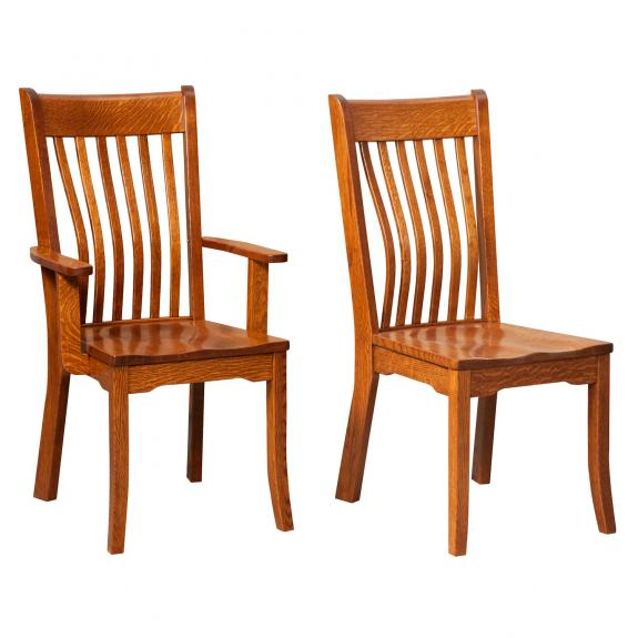 Broadway Arm Chairs and Side Chairs