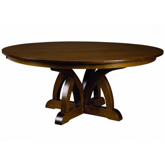 505 Brooklyn Round Pedestal Table