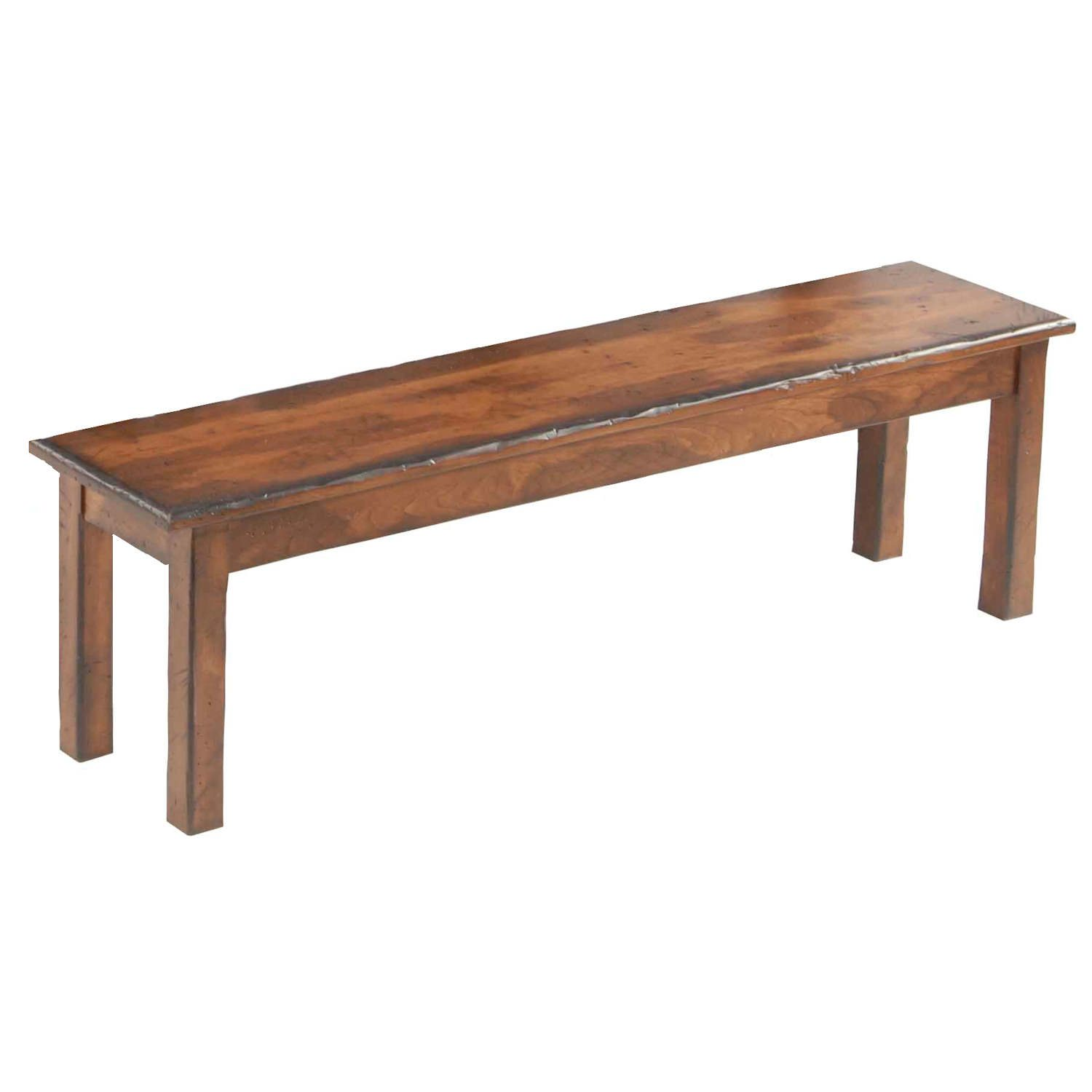 Plymouth Dining Set Burnwood Dining Table Bench