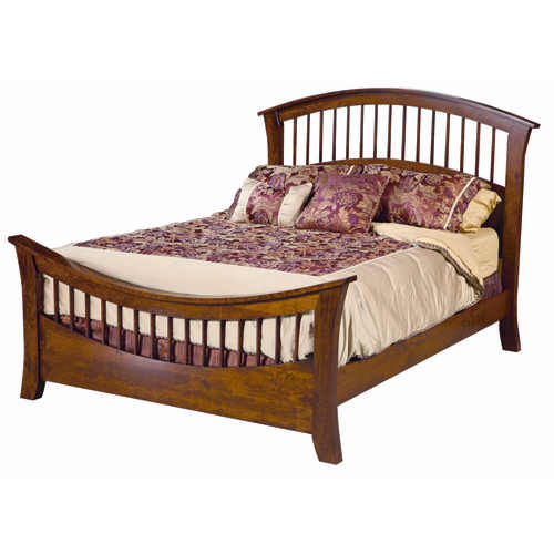 Cabin Creek Bedroom Set CA-527Q Rainbow Bed