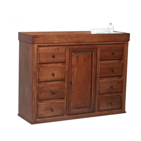 CC403 Legacy Youth Dresser / Changing Table