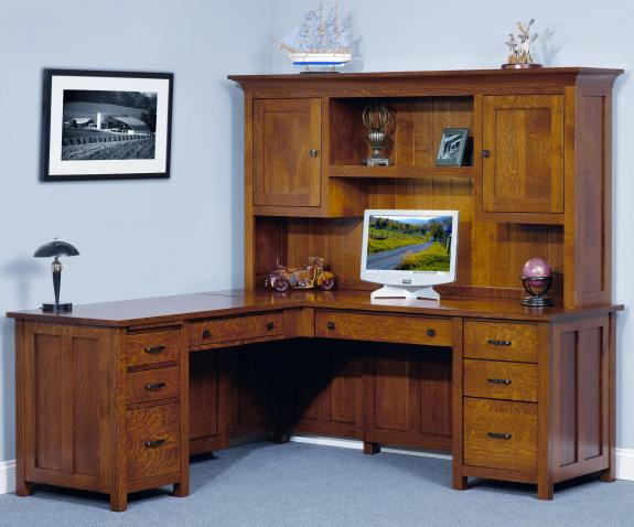 950 Coventry L Shaped Desk