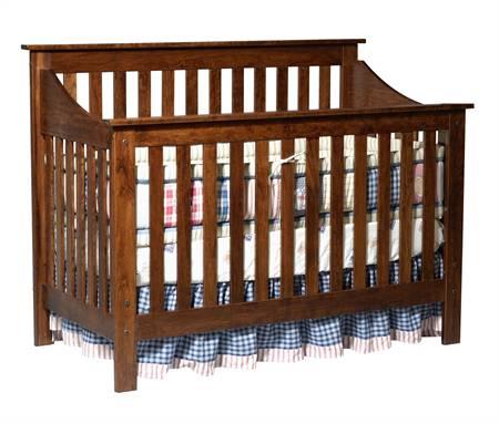 102 Christian Jacob Convertible Crib