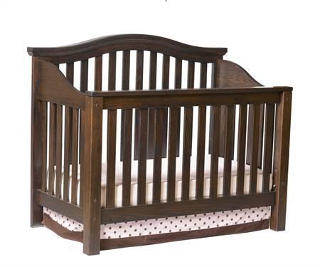 107 Gabrielle Convertible Baby Crib