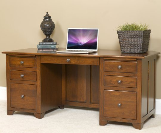 Cherry Valley G-10 Executive Desk