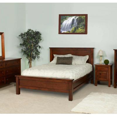 Cabin-Creek-Bed