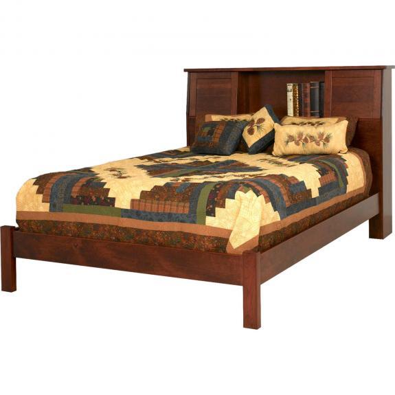 Cabin Creek Bedroom Set CA-1110Q Bookcase Bed
