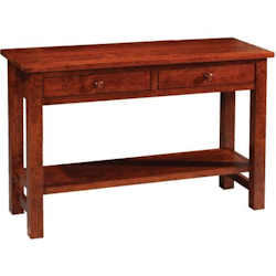 Cabin Creek Coffee and End Tables Sofa Table